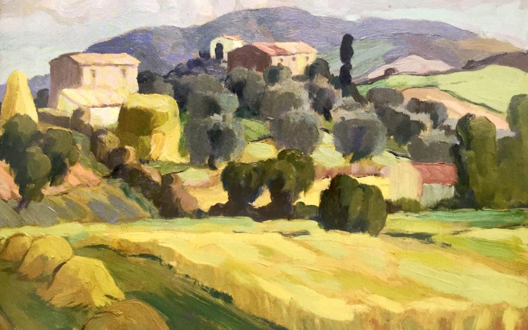 Esposizione opere di Carlo Gentili