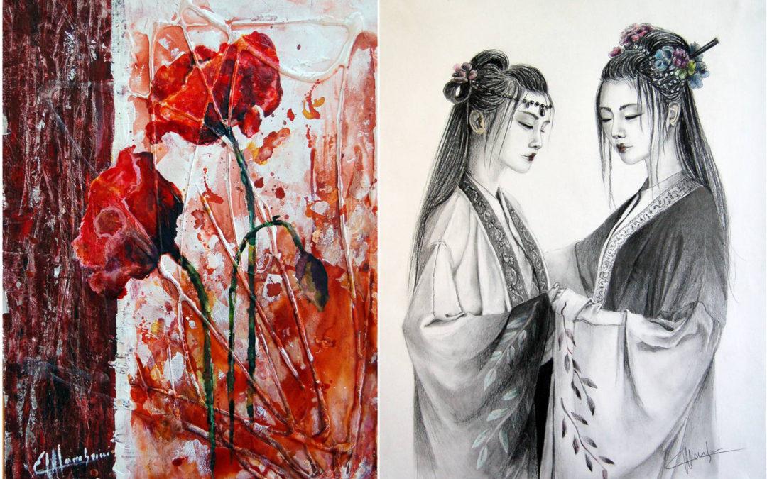 """""""CONTRASTI"""" di Cristina Mambrini"""