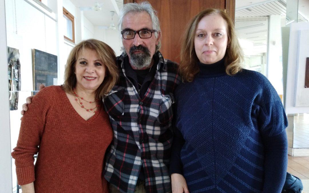 """CARPE DIEM"" di Giancarlo Renzetti, Stefania Lenzi, Agata Florio"