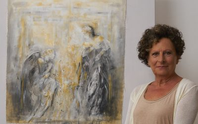 """Labile Confine "" di Luisa Calabrese"